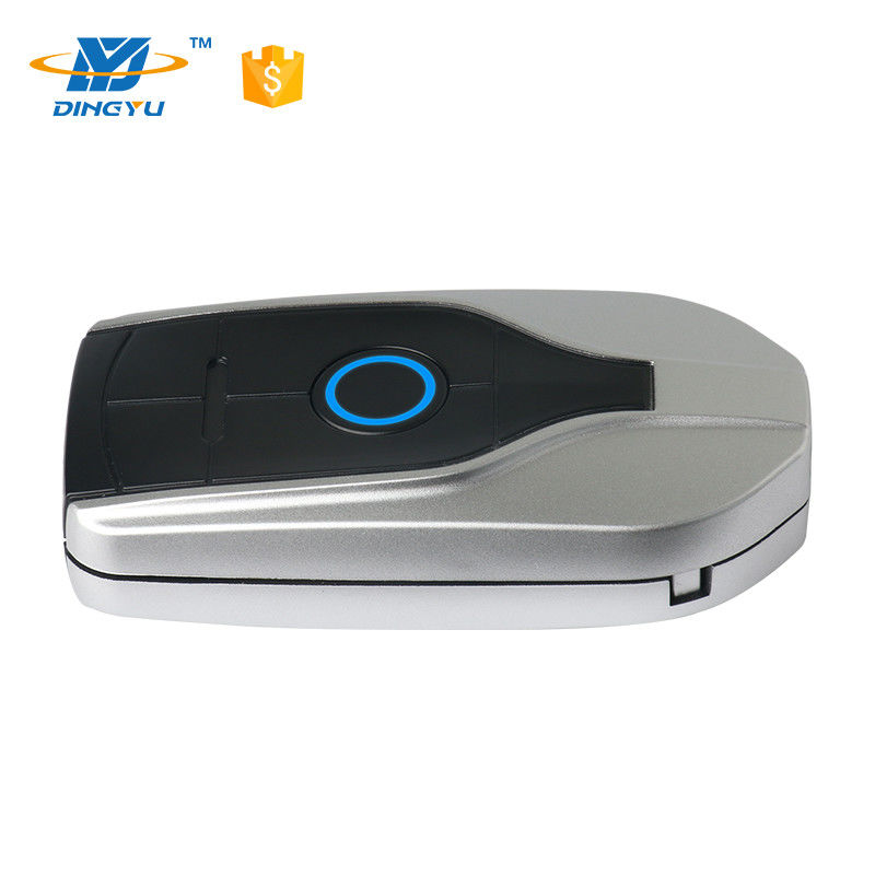 Android IOS 200mA Bluetooth 4.2 2D Barcode Scanner 70000lux